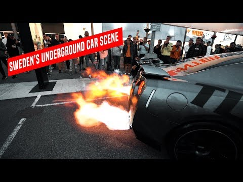 GTR SHOOTS RECORD BREAKING FLAMES! - YouTube