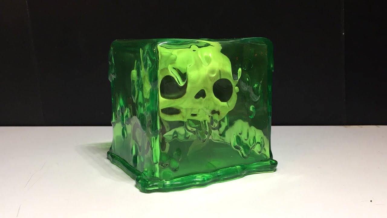 POP Funko Gelatinous Cube 2020 ECCC Convention Exclusive Dungeons /& Dragons