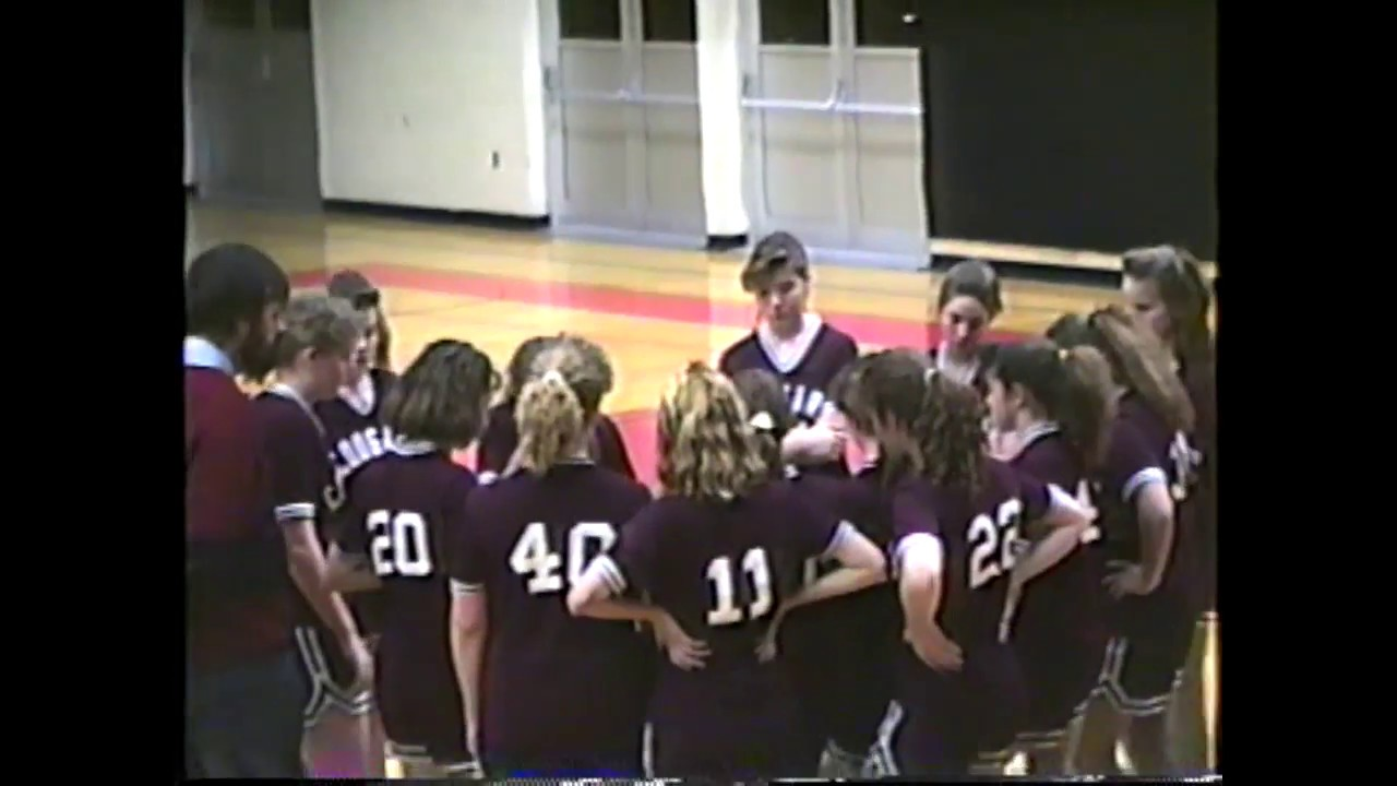NCCS - Plattsburgh JV Girls  12-21-90