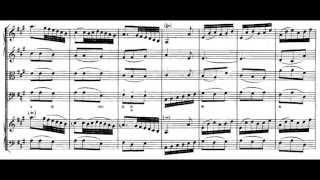 3. Allegro ma non tanto. Concerto in A Major BWV 1055 - Johann Sebastian Bach