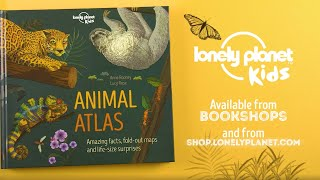 New release: Animal Atlas - Lonely Planet Kids