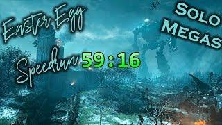 Origins Easter Egg Speedrun Solo 59:16