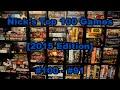 Nick's Top 100 Games [2015]: #100 - #91 - Board Game Brawl