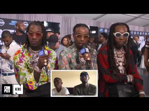 Migos vs Joe Budden Heated Argument at The BET AWARDS!! (Full Interview) | (REACTION)