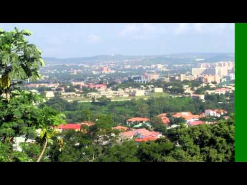 ABUJA - AFRICA's GREEN CITY.pt1 [HD]