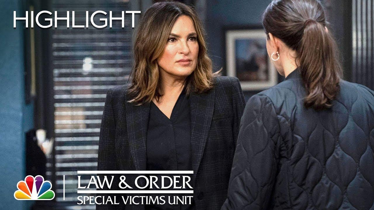 'Law & Order: SVU' Says Goodbye to Garland & Kat (RECAP)