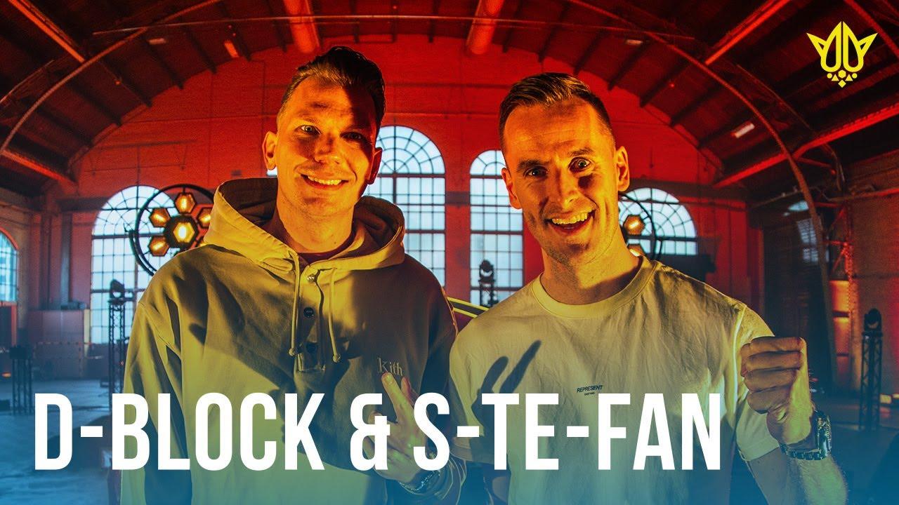 D-Block & S-te-Fan @ REBiRTH Festival 2021 LIVE
