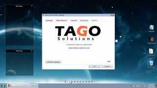 TaGo-fences 2.5 Desktop enhanced freeware