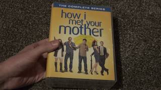 How I Met Your Mother: The Complete Series DVD Unboxing