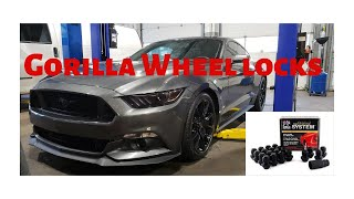 Gorilla Wheel Locks. Install and product overview.