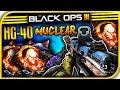 "Black Ops 3: NEW ""HG40 NUCLEAR"" GAMEPLAY - SOLO Nuclear w/ ""BO3 MP40 REMAKE""! (BO3 DLC Nuclear)"