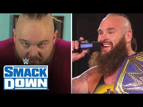 Braun Strowman wants to let Bray Wyatt in: SmackDown, April 10, 2020