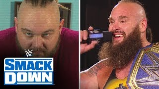Braun Strowman wants to let Bray Wyatt in: SmackDown, April 10, 2020