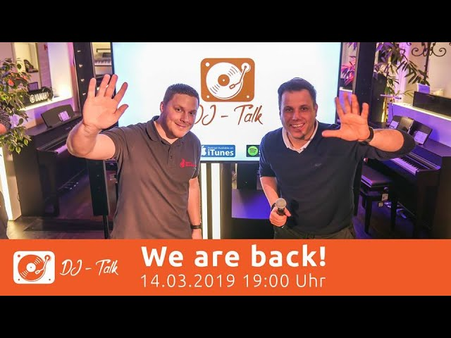 We Are Back! | Prolight & Sound Musikmesse 2019 | 026 LIVE