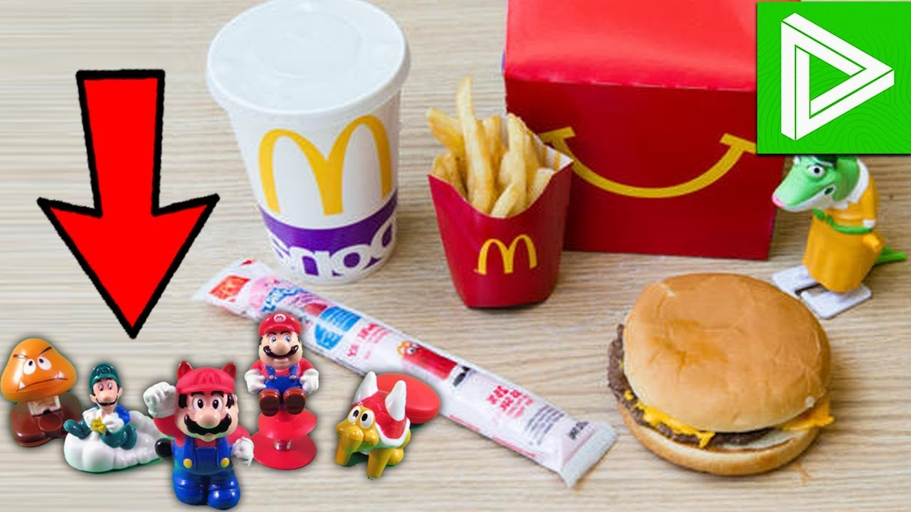 Best Toy Ever : Top best mcdonalds happy meal toys ever youtube