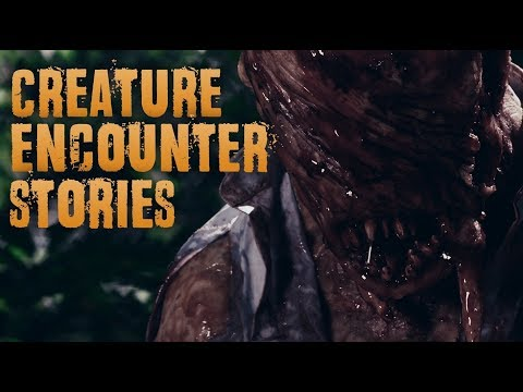 3 Creepy True Creature Encounter Stories [Skinwalker