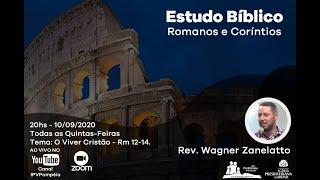 07. Estudo Romanos e Coríntios - Viver Cristão