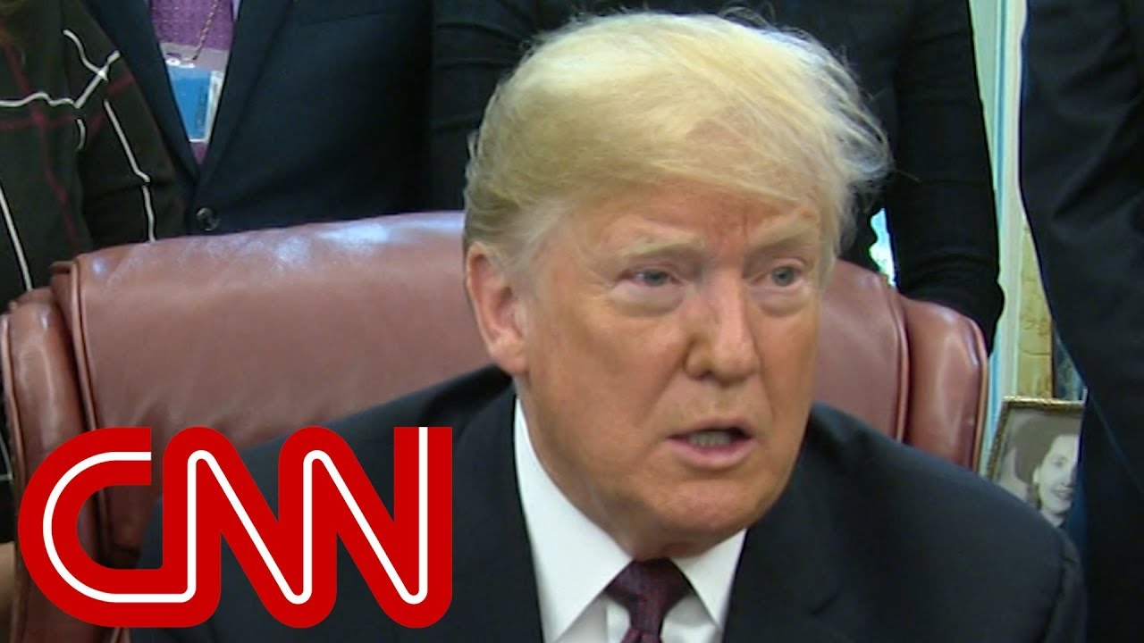 Trump says he's written answers to Mueller questions, isn't 'agitated' by probe