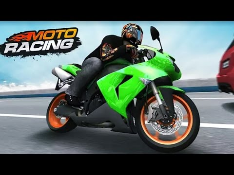 Moto Racing 3D - Android Gameplay HD