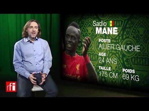 Sadio Mané, le diamant du football sénégalais #CAN2017
