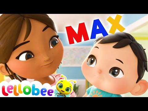 What's Your Name Song | NEW SONG | Nursery Rhyme & Kids Song -ABCs And 123s | Little Baby Bum