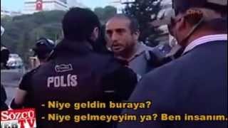 Vatandaş polise öyle bir soru sordu ki Sözcü Gazetesi