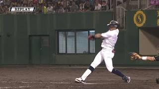 糸井嘉男 レフト方向 ホームラン スロー thumbnail