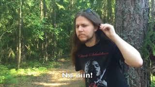 Pyhä Pekka (с финскими субтитрами) - suomen kielen harjoittelu, Marjala kielimaa