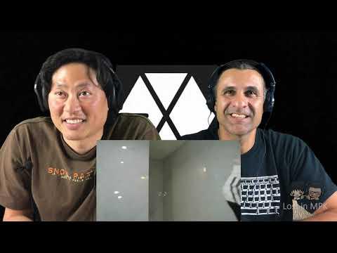 Reaction - EXO - Heart Attack VCR