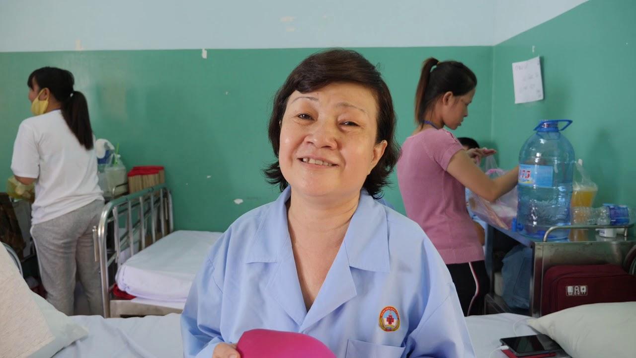 Operation Walk Singing Patient in Vietnam