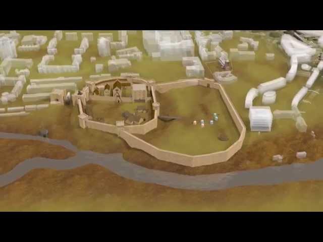 Northampton Castle - Virtual Tour