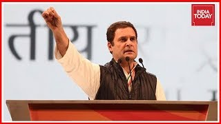 'BJP-RSS Like Kauravas In Mahabharat' : Rahul Gandhi At Congress Plenary Meet | Watch Full Speech