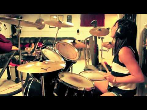 Glee Paradise By The Dashboard Light Drum Cover Youtube