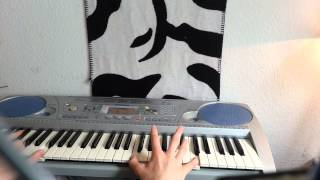 Cro - Intro - Keyboard Cover by Danny