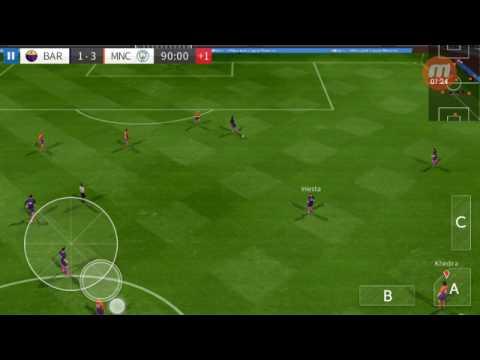 MANCHESTER CITY 🆚 FC BARCELONA  2