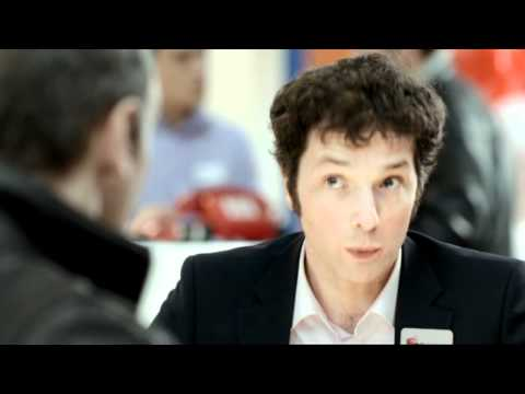 """I used to be a car salesman."" - Direct Line car insurance advert"