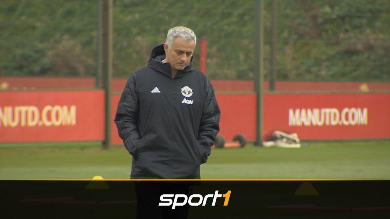 Favre-Nachfolger: Jose Mourinho angeblich Thema beim BVB | SPORT1 - DER TAG