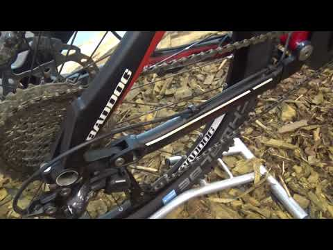 Badbike Tosa FS Elektromos Kerékpár, Bringaexpo 2018., V180304-1-0004