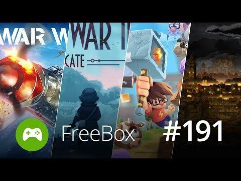 Skvělé hry zdarma: FreeBox #191 - War Wings