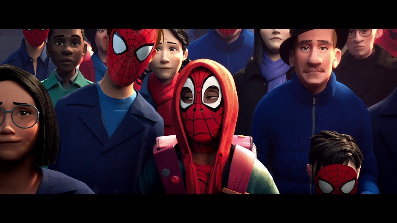"Spider-Man : New Generation – TV SPOT ""Counting on you"" 20s"