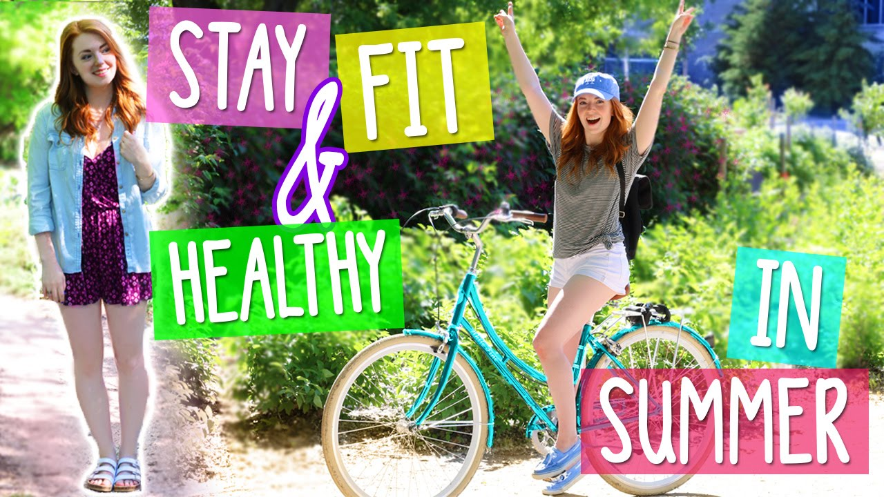 pics How to Get Fit over the Summer