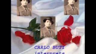 CARLO BUTI em MANNAGGIA ´E RROSE (W/Translation)