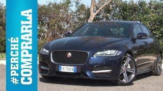Jaguar XF | Perché comprarla... e perché no