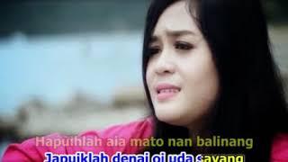 LAGU MINANG POPPY PURNAMA feat  ARIS PENGESTU - PUTIAH MATO
