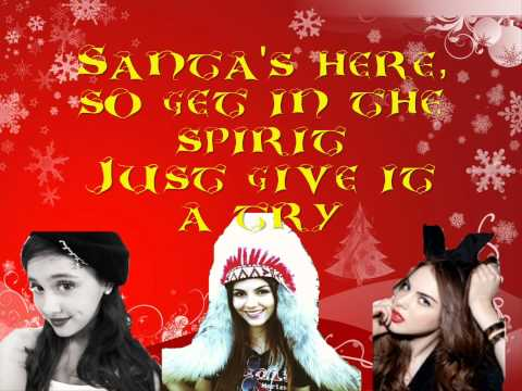 Victorious It S Not Christmas Without You Lyrics | Mp3 Download ...
