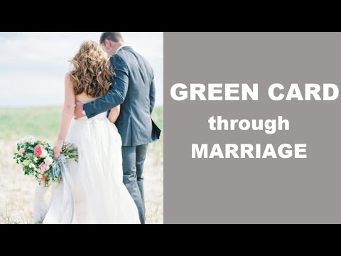 Green Cards Through Marriage