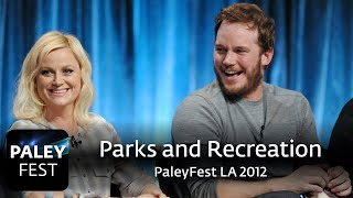 Parks and Recreation at PaleyFest LA 2012: Full Conversation