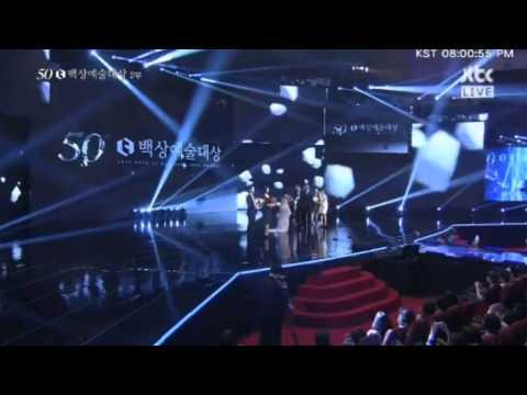 [Live HD] 140527 Yuri Popularity Award Cut #CongratsKwonActress