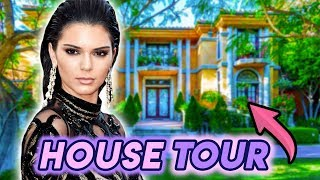 Kendall Jenner | House Tour 2019 | 8.5 Million Dollar Mansion in Beverly Hills