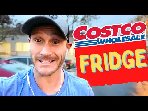 Costco Refrigerated Section - Educational Grocery Haul